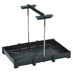 Boat Battery Tray With Hold Down For Standard 24 Series Batteries