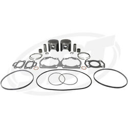 Sea-doo Pwc And Jet Boat 650x And 657x Engine Top End Rebuild Kit - Standard