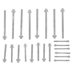 Sea-doo Pwc And Jet Boat 4-tec Engine Complete Stretch Bolt Kit