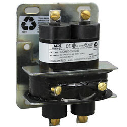 Contactor 208/240v 2 Pole 30a/600vac For Lincoln Oven 1300 1301 1302 1303 441726