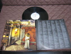 Dream Theater Images and Words EU Germany Original Vinyl LP in 1992
