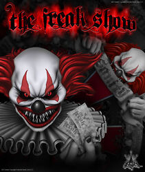 Yamaha Banshee Graphics Red Accent For Black Parts The Freak Show Decals