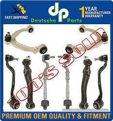 Upper Lower Control Arm Ball Joint Tension Strut Tie Rod Kit For Bmw E70 X5 X6