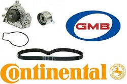 Acura Integra Oem Timing Belt Kit And Water Pump 1990 To1995