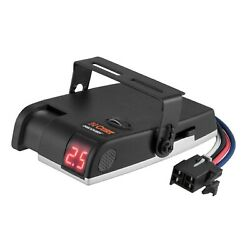 Curt 51120 Discovery Brake Controller W/ Time Based Activation