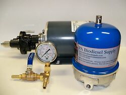 120 Gph Oil Centrifuge W / Inverted Rotor And Motor For Wvo / Oil And Biodiesel
