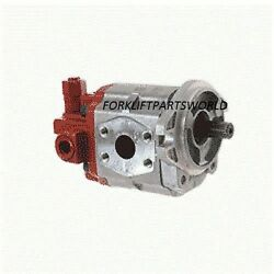 Nissan Forklift Hydraulic Pump Model Cpj01a18ps Parts 69101-04h00