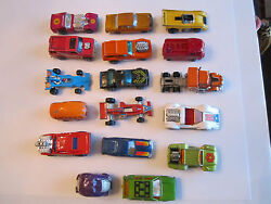 17 matchbox lesney zylmex diecast cars
