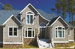 Foundry Vinyl Siding 10 Staggered Shake Free Shipping