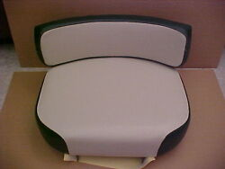 Tractor Seat And Backrest Fits Oliver 660, 770, 880, 990, 1500, 1555, 1600, 1700