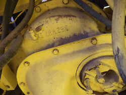 Hyster Forklift H-110  Complete Axle Only