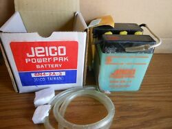 Nos Motorcycle Battery Kawasaki C2ss C2tr Roadrunner G5 G3ss And G3tr 6n4-2a-3