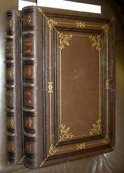 The Castles And Abbeys Of England. 2 Volumes, Beattie, William. W. Henry Bar