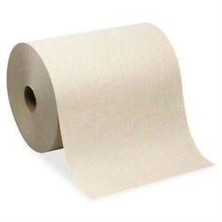 Kraft 10 5111 Chless Paper Towel Rolls 800and039 Roll - 6 / Case