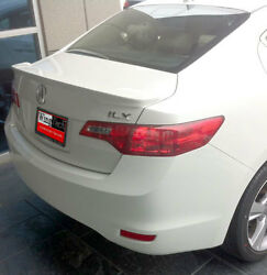 Fits Acura Ilx 2013+ Rear Flush Mount Factory Style Rear Spoiler Primer Finish