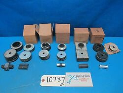 Lot Of Various Lord Engine Mounts Piper Beechcraft Cessna 10737