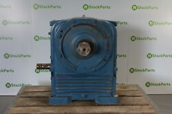Cone Drive Hu80-2-15 Usnt - Right Angle Gear Reducer 116 Rpm