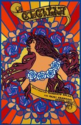 8293.cecilia.cuban Film.woman With Long Hair.poster.movie Decor Graphic Art