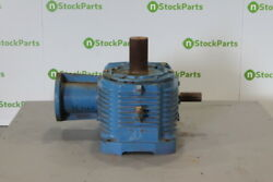 Cone Drive Mhv60a8629a-8.45 Usnt - Right Angle Gear Reducer 351 Ratio 50 Rpm 7.