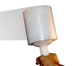 Stretch Wrap / Plastic Film Choose Your Roll And Size Free Dispenser