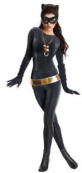 Catwoman Grand Heritage Adult Womenand039s Costume Lycra Batman Classic 60s Halloween