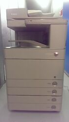 Cannon Imagerunner Advance C5030 - Network Print Scan Color 60k Low Meter