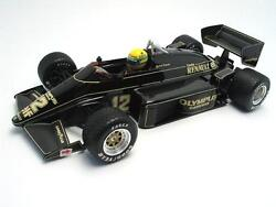 Minichamps 1/12 Lotus 97t Senna. Mint In Box.