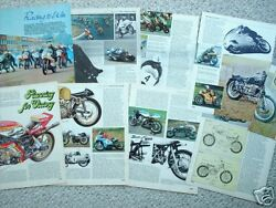Vintage 1970and039s Motorcycle Racing / Design Article / Photoand039s / Pictureand039s