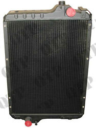 41886 Fits New Holland Radiator Ford Tm175 Tm190 Case Mxm190 - Pack Of 1