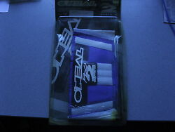 Nos Oneal Pro 2 Series Kids Belt 22- 26 Blue And White 0725-228