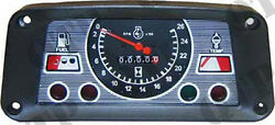 41510 Fits Ford New Holland Dash Panel/tach Ford 3610 4610 6610 7610 - Pack Of 1