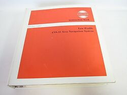 Collins Ans-31 Navigation System Service Repair Manual Instruction Book Ans31andnbsp