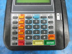 Lot Of 4 Hypercom Mn T7plus Credit Card Machines - Readers No Power Supplies