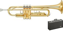 New Yamaha Ytr-2330 Bb Trumpet Gold Lacquer, Made In Japan, From Japan, F/s