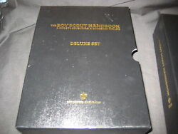 The Boy Scout Handbook Deluxe Set 2009 In Protective Box