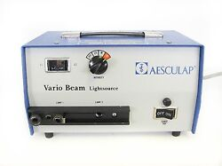 Aesculap 89016 Two Lamps Vario Beam Lightsource Light Scource