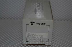 One New Time Mark Operate Delay Timer 330-120v-10 98a00322-01