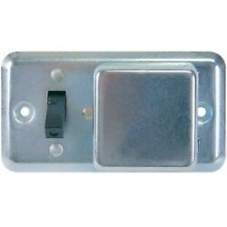 Fusetron Ssu Series 2-1/4 In. Fuse Box Cover With Switch G-2