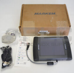 New Markem Smarttouch 043138 Interface Pendant Smart Touch 0828934