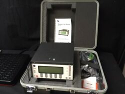 Instrument Ion Systems / Mks 91-0280 Digital Charged Plate Monitor Ion