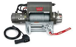 Warn 27550 Universal Self-recovery Xd9i Series 12 Volt Electric Winch