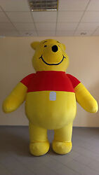 10 Ft Inflatable Winnie The Pooh Costume For Weddings Birthdays Advertising