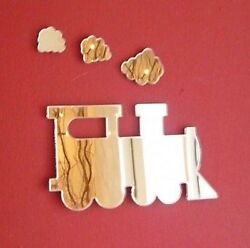 Steam Train Acrylic Mirror Several Sizes Available