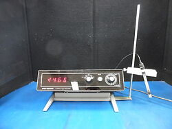 Orion Research Model 601a / Digital Ionalyzer With Accumet Probe Pn 13-620-104