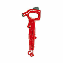 Chicago Pneumatic Cp0014rr Hand Held Rock Chipping Hammer With Hexagonal Shank