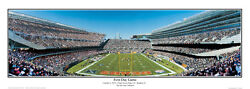 Chicago Bears | Professionally Framed Panorama Poster