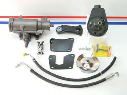 69 70 71 72 73 74 75 76 Chevy Gmc K10 4wd 4x4 Truck Power Steering Conversion