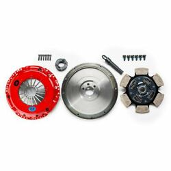 South Bend Stage Four Extreme Clutch For 2000-2006 Volkswagen Golf Iv 1.9t Tdi