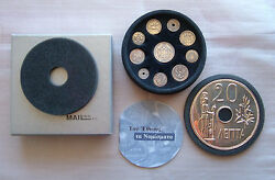 Very Rare Collection 10 Coins Of The Greek Nation 1819 - 1930 Pure Silver 925