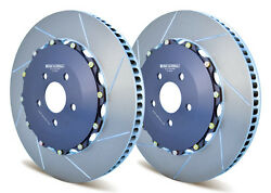 Girodisc Front 380mm 2pc Rotor Upgrade For Audi Rs5 - A1-034